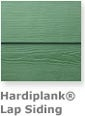 LIFETIME PAINT ON JAMES HARDIE SIDING