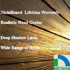 Nichiha Lifetime Warranty Siding