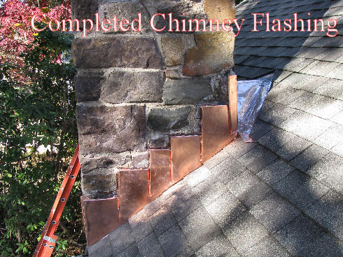 Chimney Repair And Flashing Merion Pa
