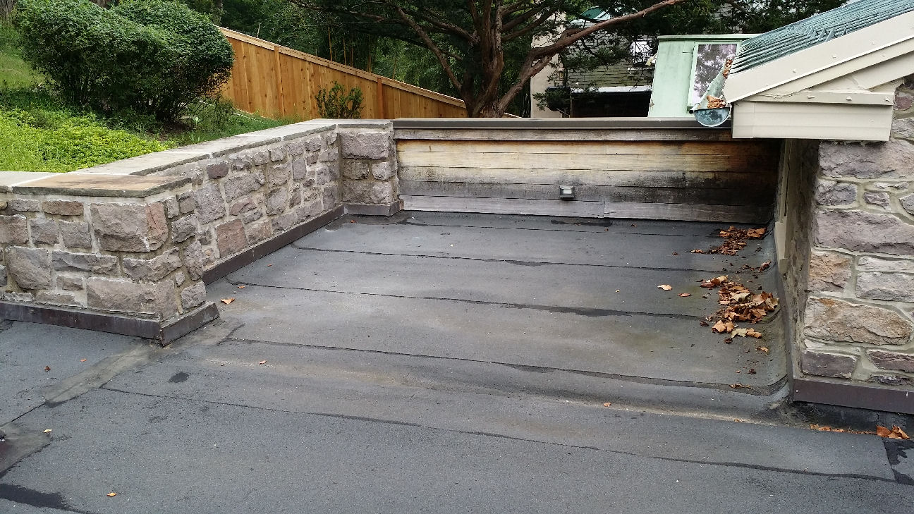 Philadelphia Fiberglass Roof Deck Contractor