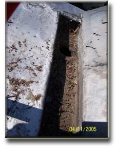 Box Gutters Built In Gutters Yankee Gutters Slate Roof Repair
