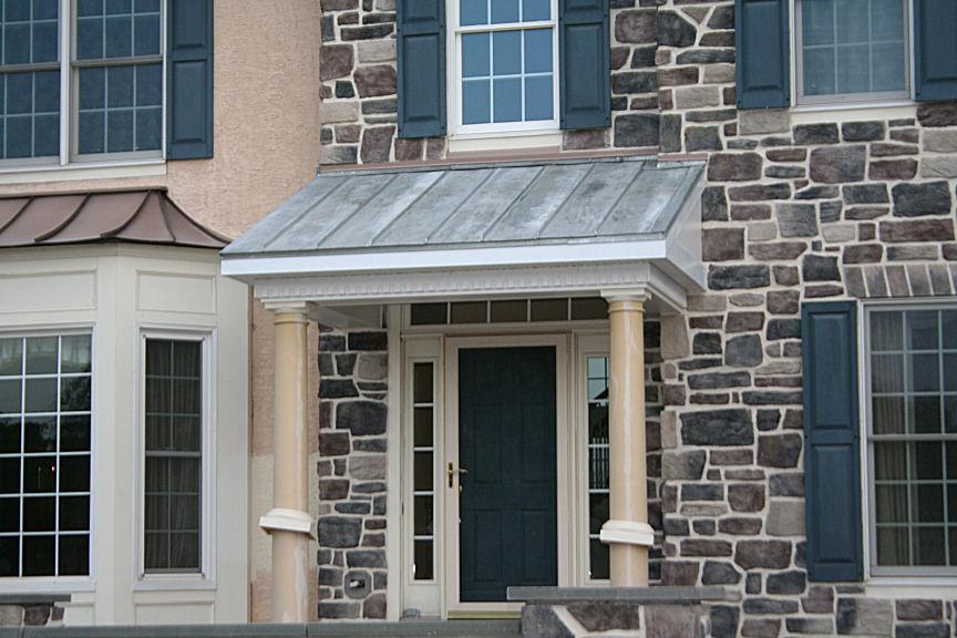 Lovely Galvanized Steel Standing Seam Roof