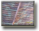 Recycled Slate Roof