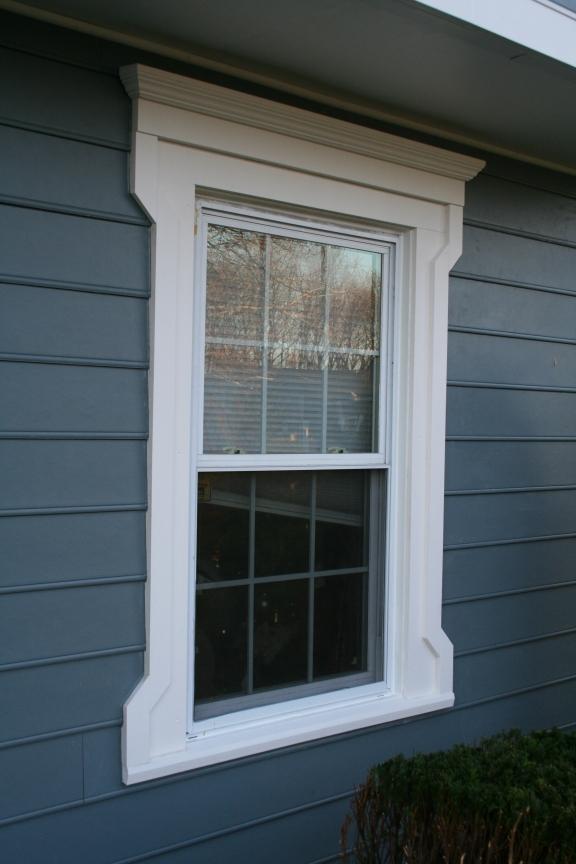 vinyl siding window trim exchangehouse full folk victorian window casing more to siding than sidingspecialty trim work makes the job
