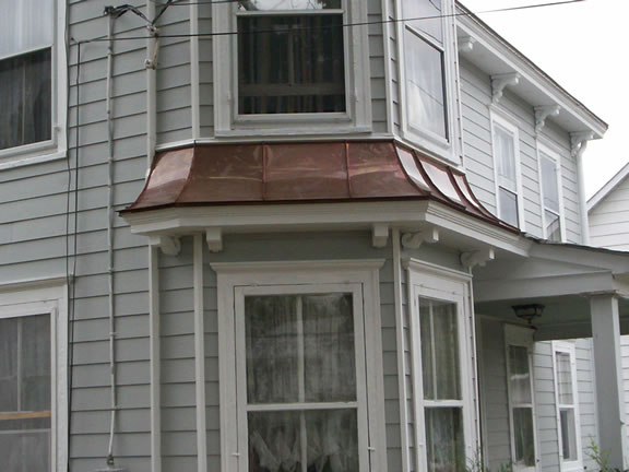 COPPER BAY ROOF