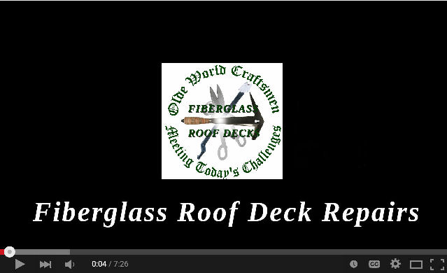 fiberglass roof repair philadelphia