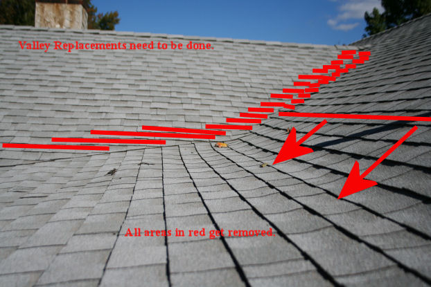 Roofing Shakes Installation Amp Cap Shakes And Shingles Are